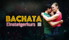 Salsa in M�nchen - Ank�ndigung: Bachata Level 1